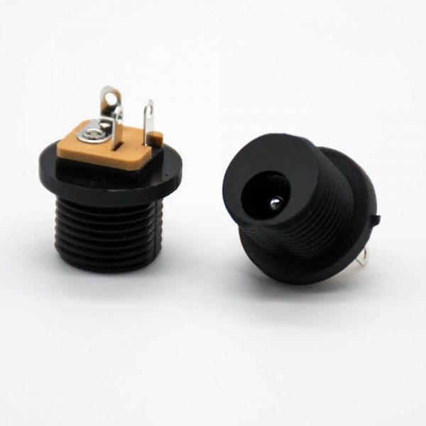 Circular DC Power Connectors