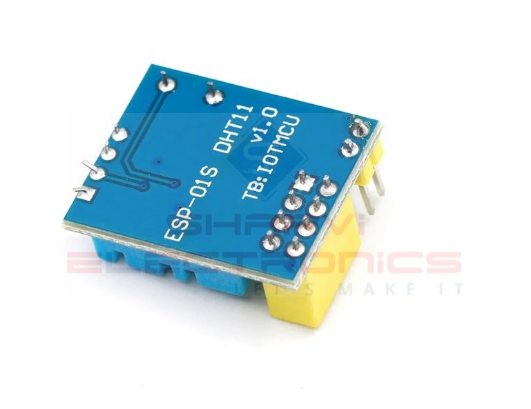 ESP8266 ESP-01ESP-01S - DHT11 Temperature Humidity Sensor Module sharvielectronics.com