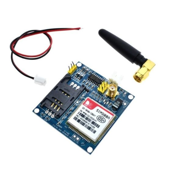 SIM900A GSM GPRS Wireless Extension Module with Antenna-V4.0 sharvielectronics.com