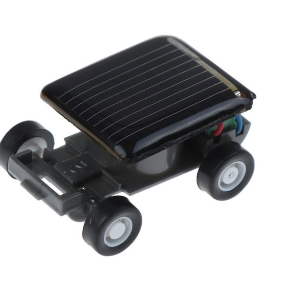 Solar Car Gadget Smallest Solar Power Mini Toy Car sharvielectronics.com