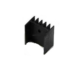 Heat Sink–TO-220 Package–PI48–20mm sharvielectronics.com