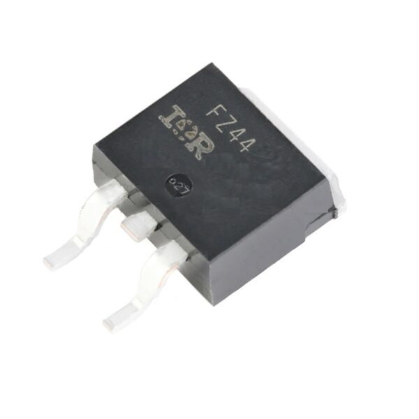 IRFZ44VS - N - Channel Power MOSFET Transistor TO-263 (D2PAK) sharvielectronics.com
