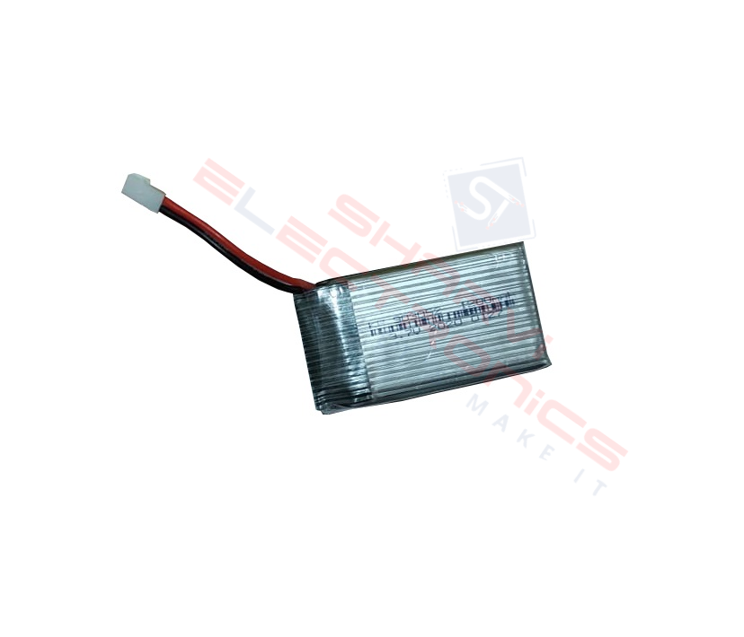 Lipo Rechargeable Battery-3.7V/1200mAH-For RC Drone