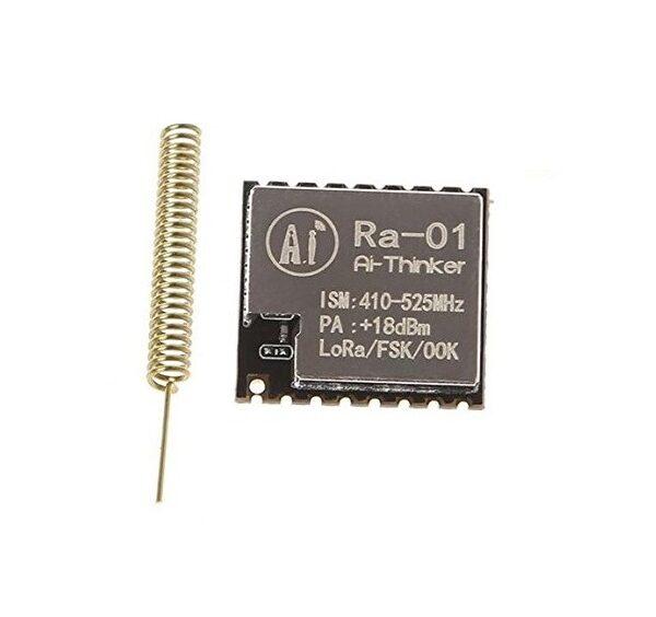 LoRa-Ra-01 RF Transceiver Module sharvielectronics.com