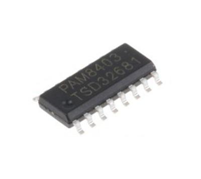PAM8403 Audio Amplifier SOP-16 Package sharvielectronics.com