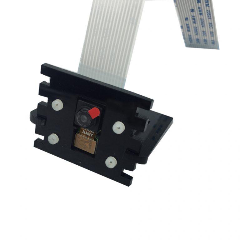 Raspberry Pi Camera Mounting Adjustable Acrylic sharvielectronics.com