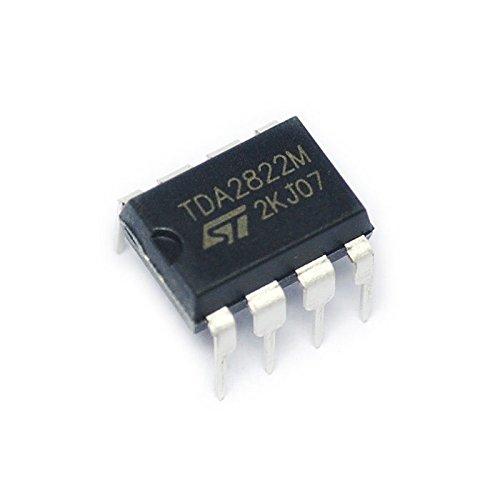 TDA2822M DUAL LOW-VOLTAGE POWER AMPLIFIER sharvielectronics.com