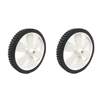 Wheel for BO Motor white color