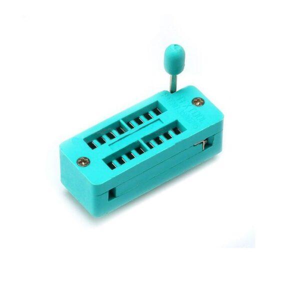16 Pin ZIF Socket sharvielectronics.com