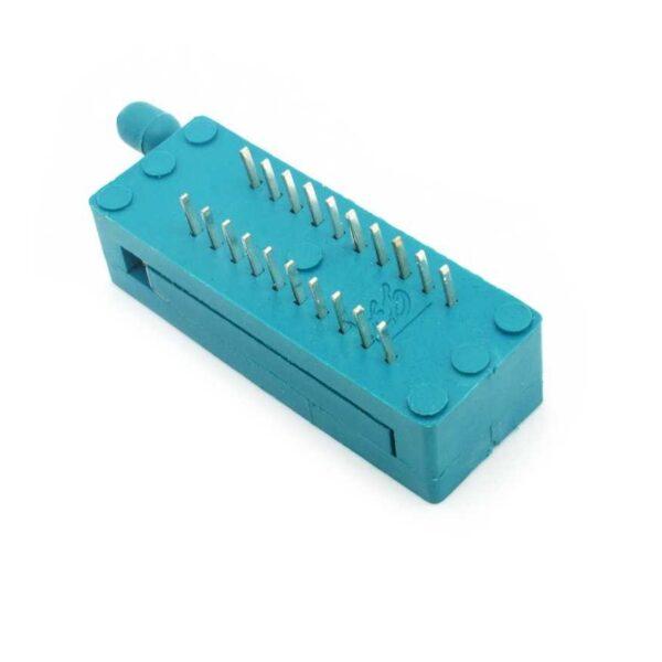 20 Pin ZIF Socket sharvielectronics.com