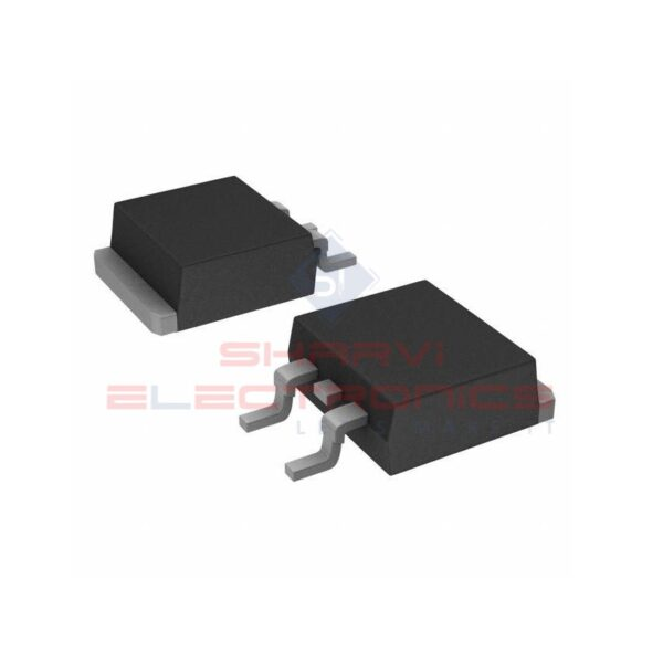 78M12 (7812) - 12V Positive Voltage Regulator IC - (SMD TO-252/DPAK Package)