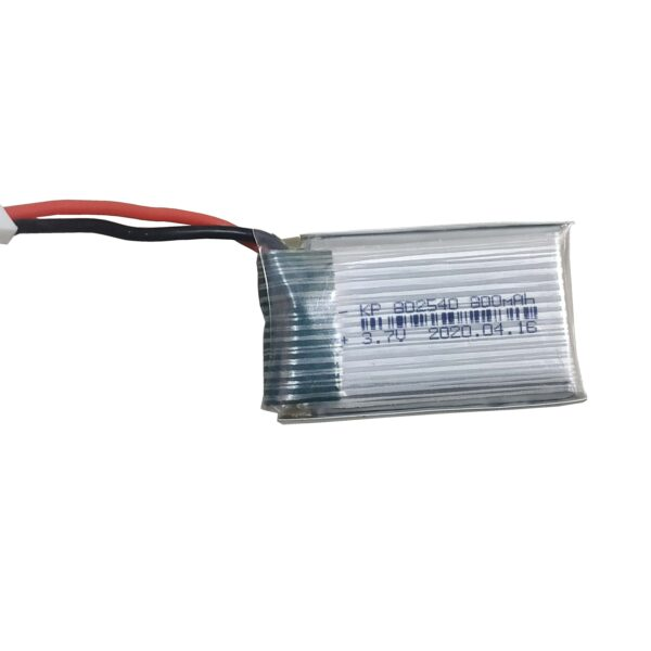 Lipo Rechargeable Battery-3.7V/800mAH-kp-802540 For RC Drone