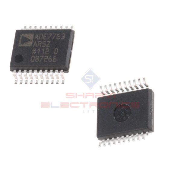 ADE7753 - Single-Phase MultiFunction Metering IC SSOP