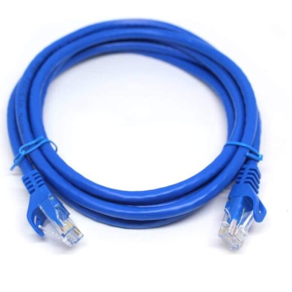 Ethernet Lan Cable - 1.5 Meter Blue sharvielectronics.com