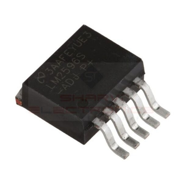 LM2596S-DC-DC Step-Down-Adjustable Voltage Regulator sharvielectronics.com