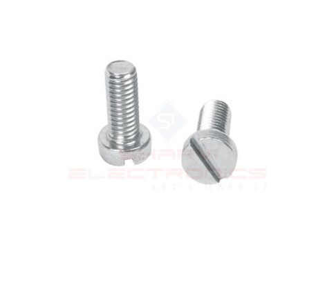 M3x8 SS Mounting Screw-5 Pieces Pack sharvielectronics.com