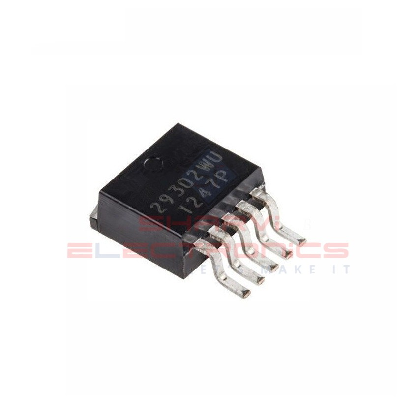 MIC29302 - LDO Voltage Regulator - (SMD TO-263 Package)