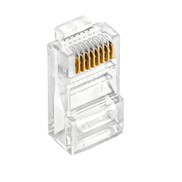RJ45 8 Pin Male Plug sharvielectronics.com