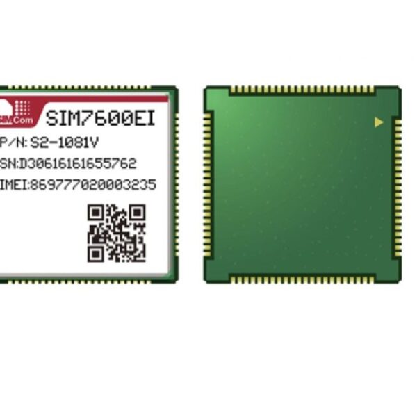 SIM7600EI 4G GSM And GPRS 4G LTE High-Speed Module sharvielectronics.com
