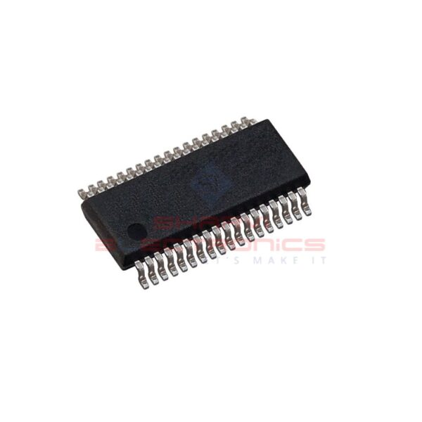 SM72295 - Photovoltaic Full Bridge Driver IC - SOIC-28