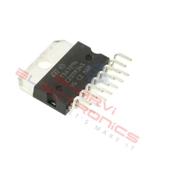 TDA7294 100V 100W DMOS Audio Amplifier sharvielectronics.com