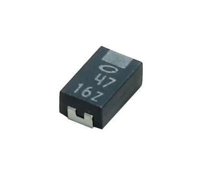 Sharvielectronics: Best Online Electronic Products Bangalore | 22uF16V Elec Capacitor – SMD B Case – Pack of 5 | Electronic store in bangalore