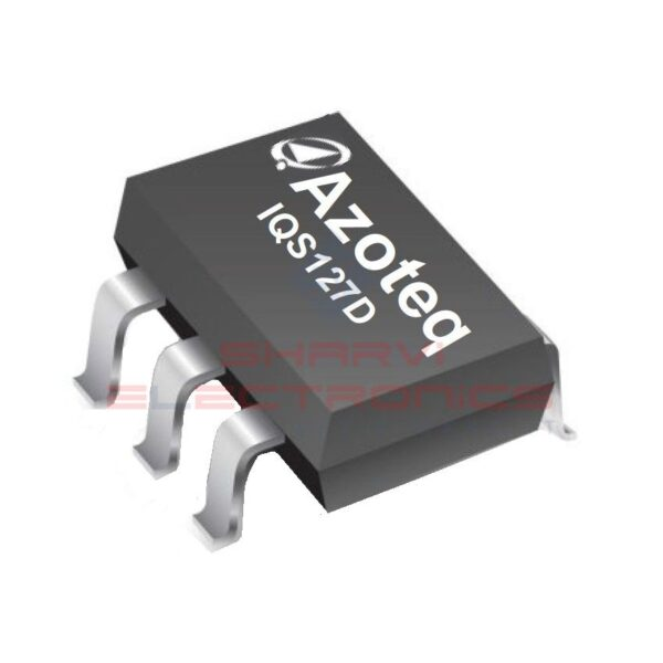 IQS127D - Single Channel Capacitive Proximity/Touch Controller SMD