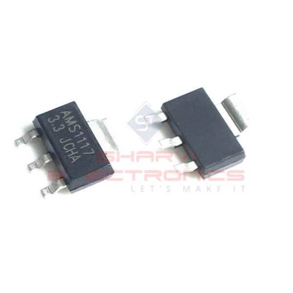LM1117 - 3.3V/800mA - Low Dropout Linear Regulator - SOT223 Package