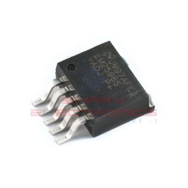 LM2596S-Adj - 150KHz 3A Step-Down Voltage Regulator - TO-263 Package