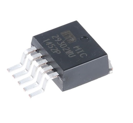 MIC29302A - 3A Fast-Response LDO Regulator - 5pin TO-263 sharvielectronics.com