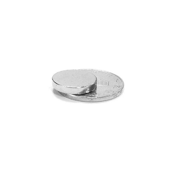 Neodymium Disc Strong Magnet – 15mm x 3mm sharvielectronics.com