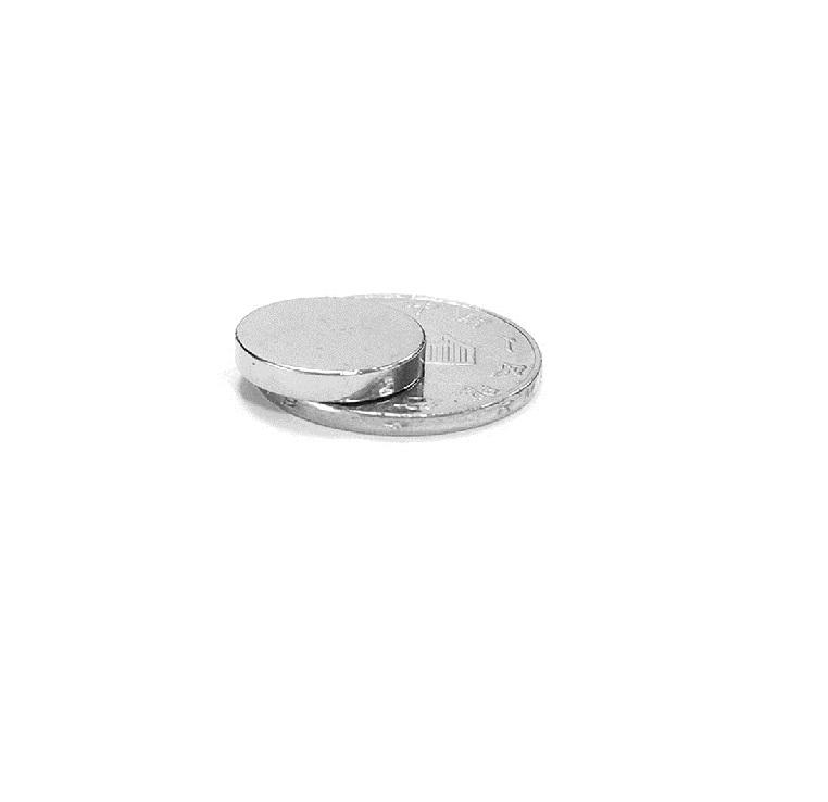 Neodymium Disc Strong Magnet – 15mm x 3mm sharvielectronics.com