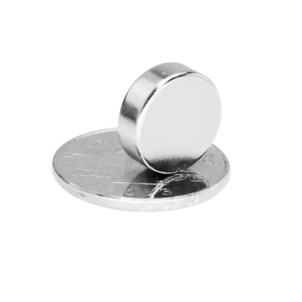 Neodymium Disc Strong Magnet – 15mm x 5mm sharvielectronics.com
