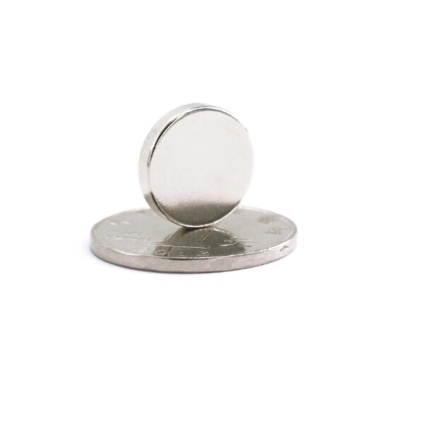 Neodymium Disc Strong Magnet – 18mm x 3mm sharvielectronics.com