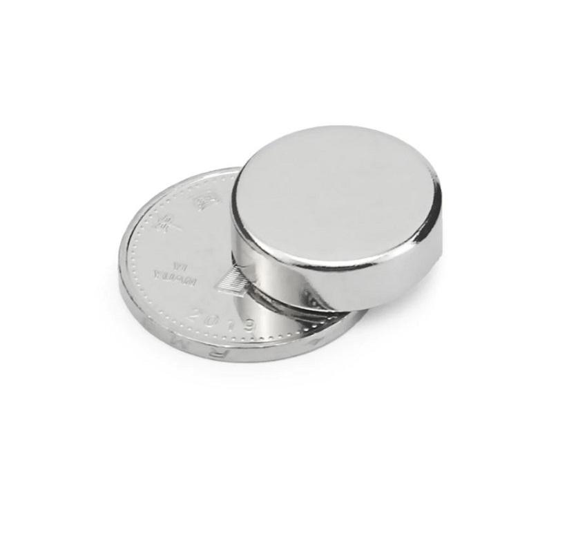 Neodymium Disc Strong Magnet – 18mm x 6mm sharvielectronics.com