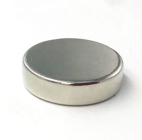 Neodymium Disc Strong Magnet – 18mm x 6mm sharvielectronics.com