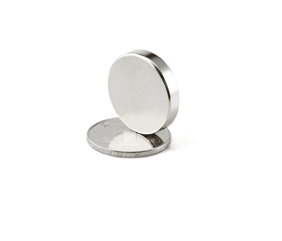 Neodymium Disc Strong Magnet – 30mm x 5mm sharvielectronics.com