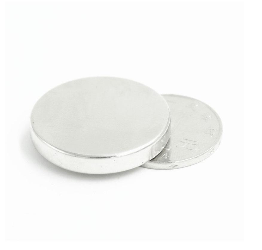 Neodymium Disc Strong Magnet – 30mm x 6mm sharvielectronics.com