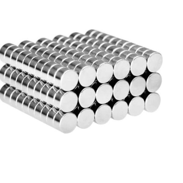 Neodymium Disc Strong Magnet – 3mm x 1.5mm sharvielectronics.com