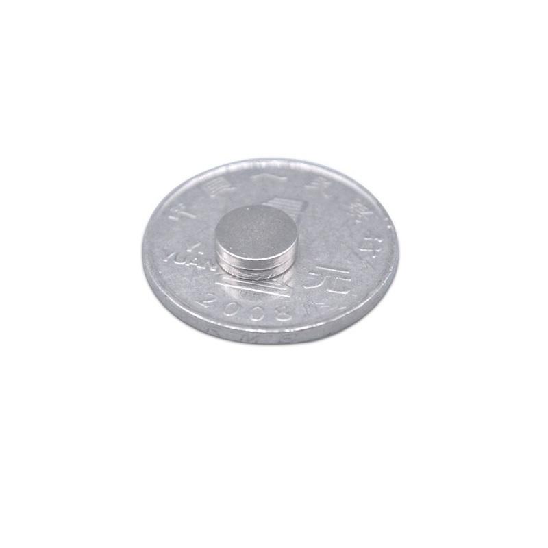 Neodymium Disc Strong Magnet – 8mm x 1.5mm sharvielectronics.com