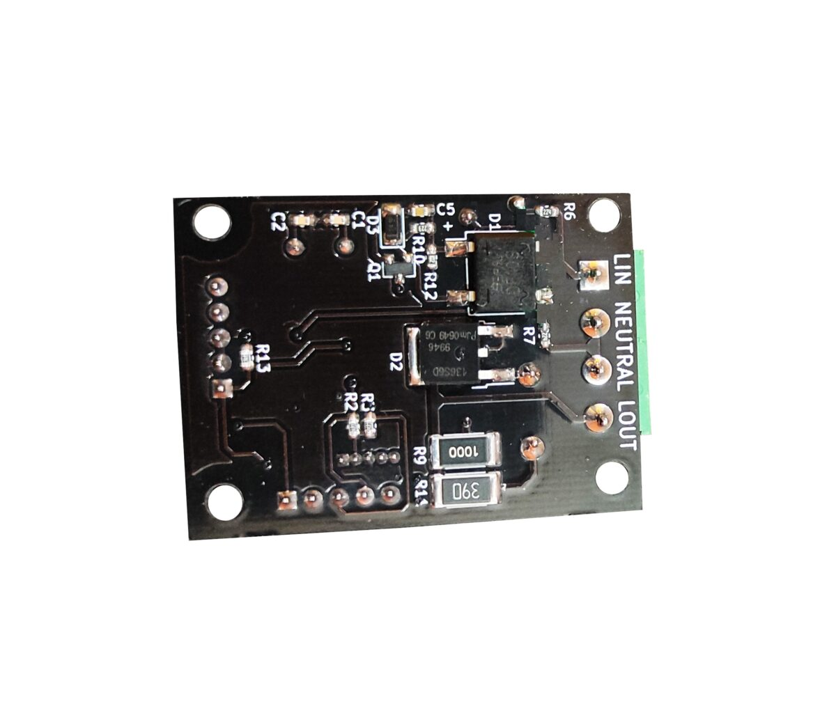 Serial UART interface Dimming controller