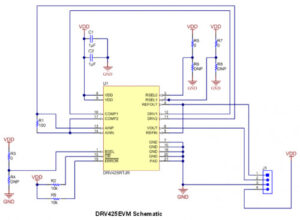 DRV425EVM Magnetic Field Sensing Evaluation Module