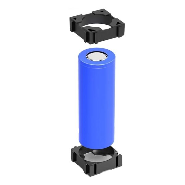 18650 Battery Cell HolderSpacer-Pack of 2sharvielectronics.com