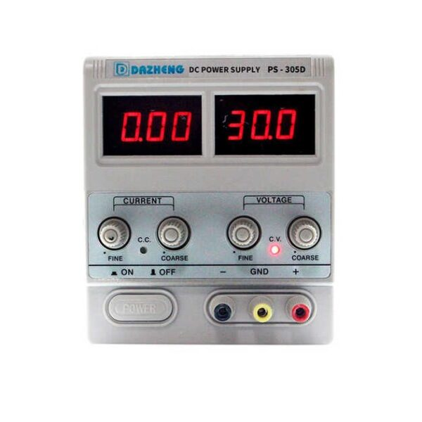305D High Precision Linear-Digital Power Supply 30V 5A Adjustable Regulated DC Power Supply sharvielectronics.com