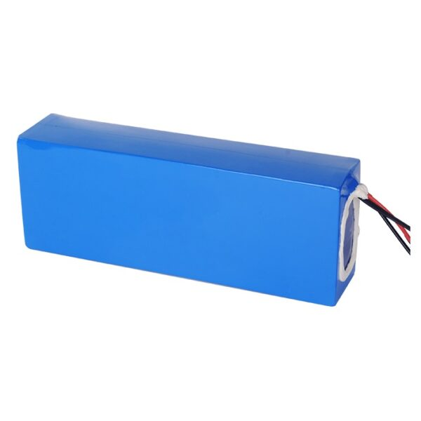 36V/7.5Ah Li-ion Battery for Ebike with Charging Protection sharvielectronics.com