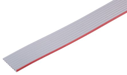 8 Core Ribbon Cable Flat Cable - 1 Meter sharvielectronics.com