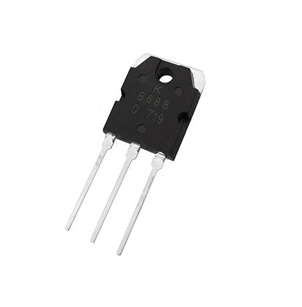 B688 PNP Planar Silicon Transistor sharvielectronics.com