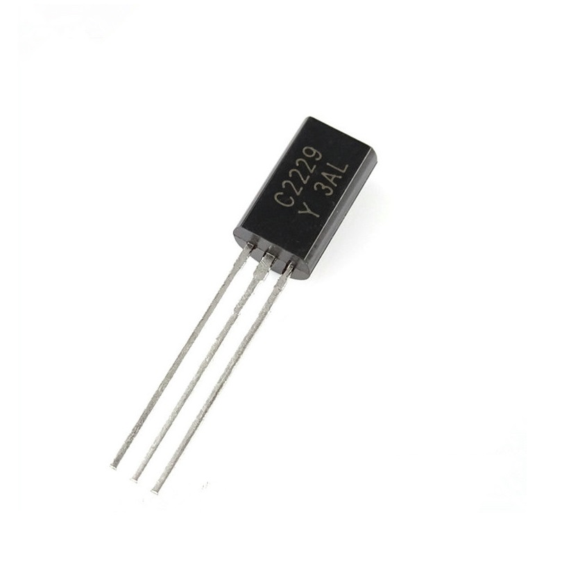 C2229 Silicon NPN Triple Diffused Transistor sharvielectronics.com