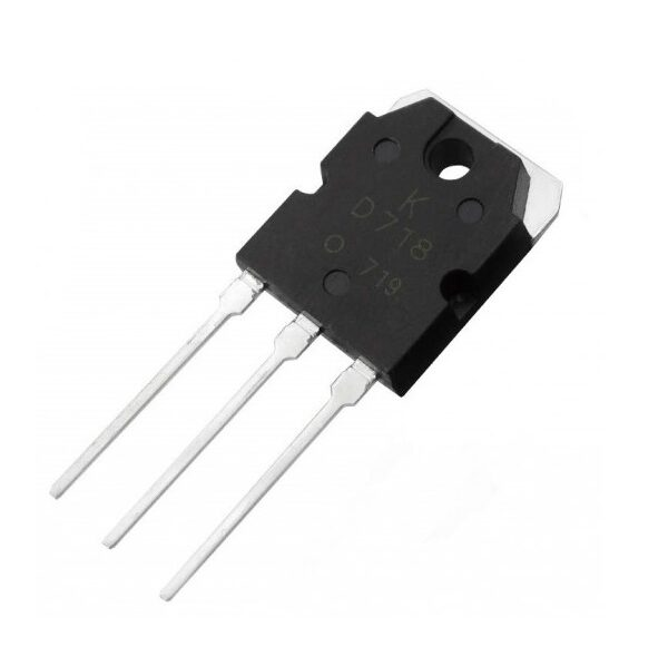 D718 Silicon NPN Power Transistors sharvielectronics.com