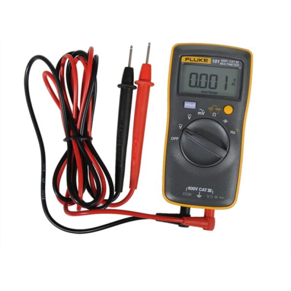 FLUKE 101 Digital Multimeter sharvielectronics.com